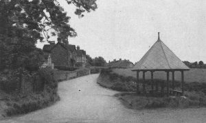 The Well, Doveridge c.1946